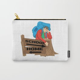 School or home Carry-All Pouch