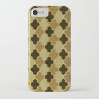 moroccan iPhone & iPod Cases featuring Moroccan  by Zetanueta
