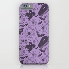 Spooky Scary Halloween print Slim Case iPhone 6s