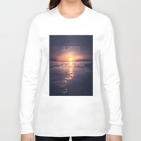 rowing Long Sleeve T-shirts featuring December by HappyMelvin