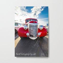 GMC Truck Metal Print