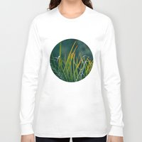 palm Long Sleeve T-shirts featuring PALM by My Dear Bambi