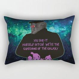Starlord Rectangular Pillow