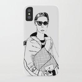 Bag Lady iPhone Case