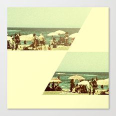 More summertime Canvas Print