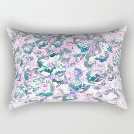 Blooming carpet Rectangular Pillow