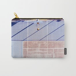 basketball court 3 Carry-All Pouch