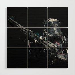 Stormtrooper Wood Wall Art
