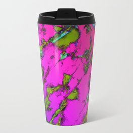 Shattering pink tigers Travel Mug