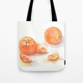 Les oranges Tote Bag
