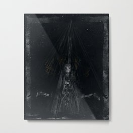 Oraculum Praeter Metal Print
