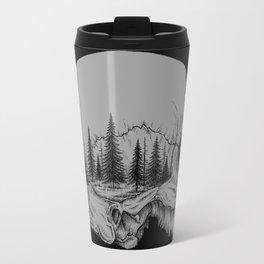 SKULL/FOREST II Travel Mug