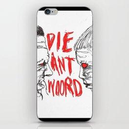 DIE ANT-WOORD iPhone Skin