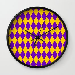 Real Jester Wall Clock