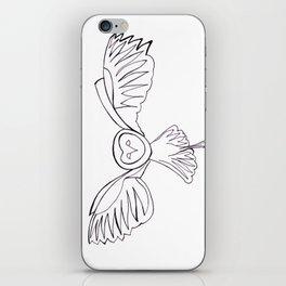 Owl Love iPhone Skin