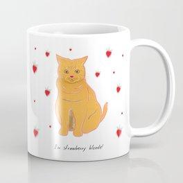 I'm Strawberry Blonde! Coffee Mug
