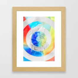 Habitus Framed Art Print