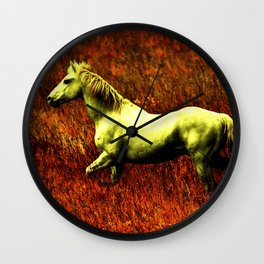 MAGICAL HORSE Wall Clock