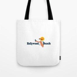 Hollywood Beach - Florida. Tote Bag