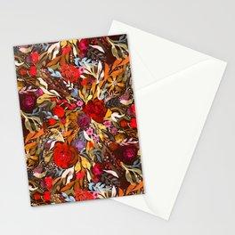 Moody Flower Joy Stationery Cards