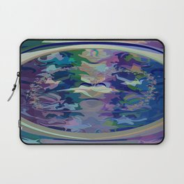 Meditating... Laptop Sleeve