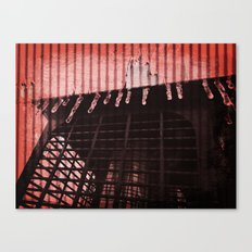 Electric Chill  Canvas Print