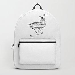 Floating island Backpack