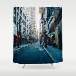Oscar & Hyde NYC Shower Curtain