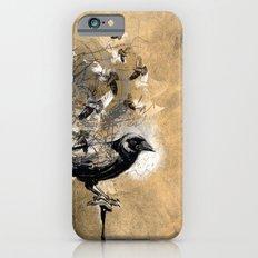 crow's soul iPhone 6s Slim Case
