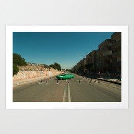 Corsa pugliese Art Print