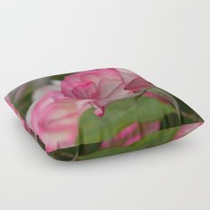 Nicole Rose Floor Pillow