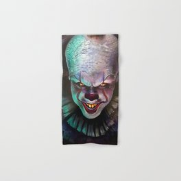 Clown it smile Hand & Bath Towel