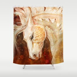 Epona Shower Curtain