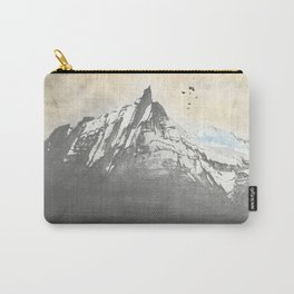 Sea.Mountains.Light. ii. Carry-All Pouch