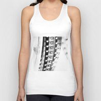 film Tank Tops featuring film by Ingrid Beddoes