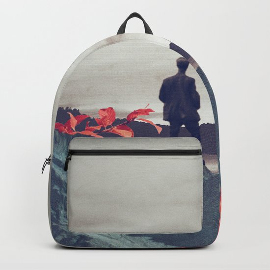 Everything Led me Here Backpack