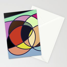 Nested Ovoid Stationery Cards