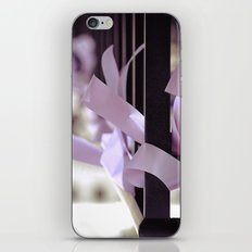 Komen race for the cure. together we can find a cure iPhone & iPod Skin