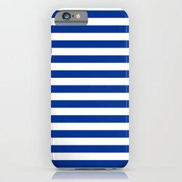 El Salvador honduras finland greece israel flag stripes iPhone Case