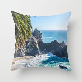 Make Way Throw Pillow