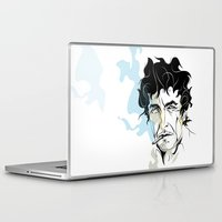 dylan Laptop & iPad Skins featuring Dylan by Emilio Correa
