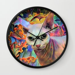 Where Have You Been Wall Clock