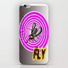Bono the Fly iPhone & iPod Skin
