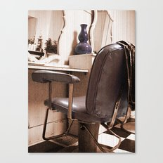 Beauty Shop 1 Canvas Print