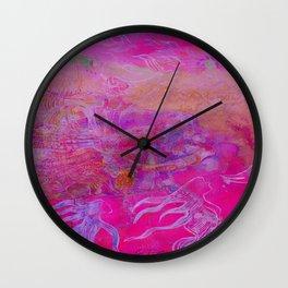 O2 Wall Clock