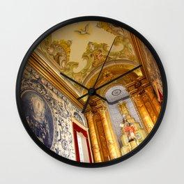Portuguese church Wall Clock