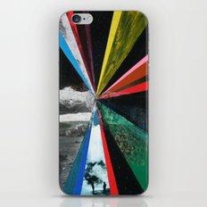 The Explorers iPhone & iPod Skin
