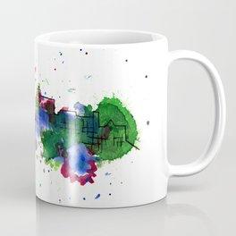 Going Downtown: Flint Coffee Mug