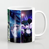 pride Mugs featuring Pride by Danielle Tanimura