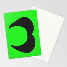 Stash on Green Stationery Cards